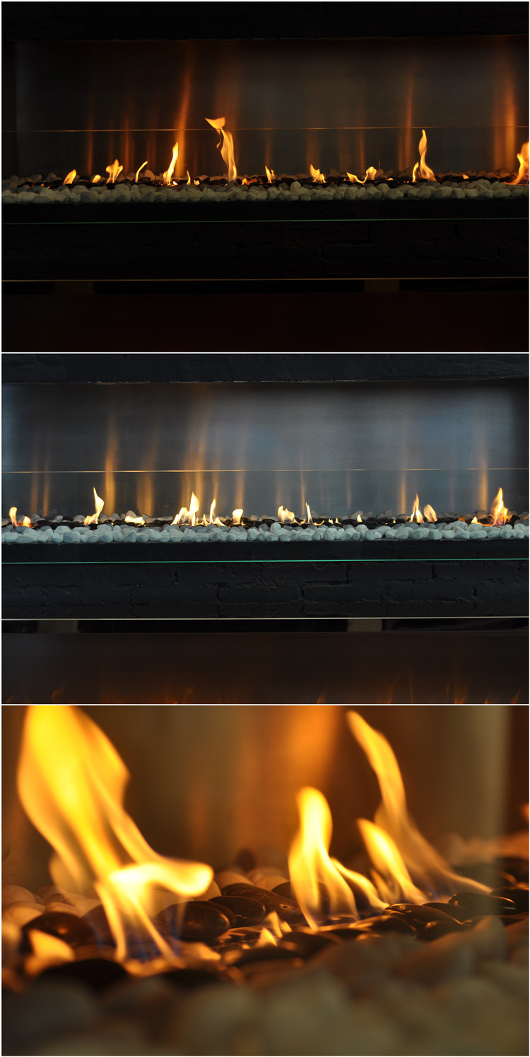 china intelligent bio ethanol fireplace insert burner with remote