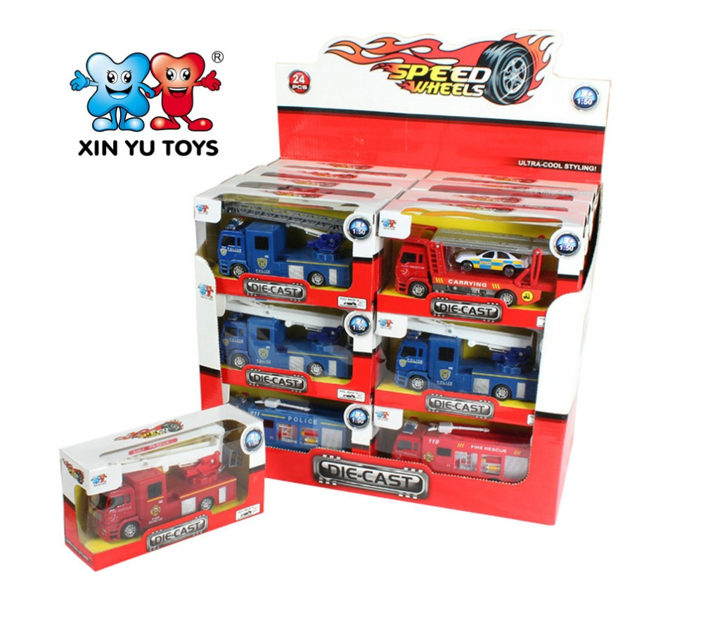 fire truck children toys wholesale cheap diecast car buy die cast metal toy car product on. Black Bedroom Furniture Sets. Home Design Ideas