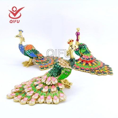 China Wholesale Metal Peacock Wedding Souvenir Gift Arts And ...