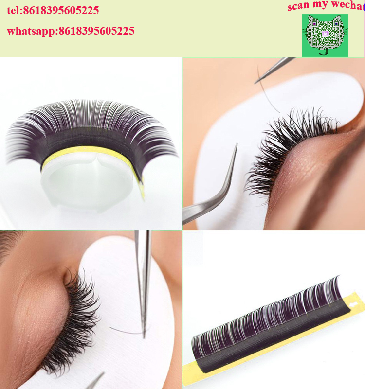 Charming Natural False Eyelashes Artificial Fake Eyelash Eye Lashes