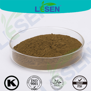 Hot selling tesrostrone stimulator raw material tribulus terrestris extract 60% saponins