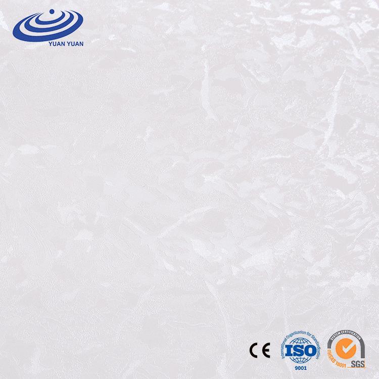 新デザイン装飾防水テクスチャ 3D pvc 素材マット壁紙