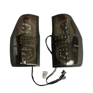 Ranger t6 t7 Wildtrak XLT 2015 2012 2018 taillight LED tail light with moving turn signal lamp