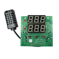 Digital temperature and humidity egg incubator controller