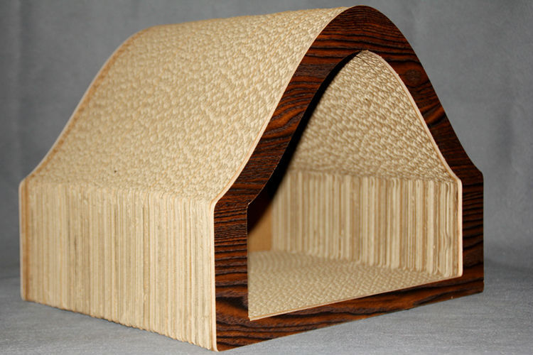 Custom Cute Design Indoor Cardboard Cat House Buy Cat