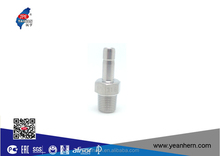 "SS316 Chemical 6mm O.D x 1/8"" Tube Fittings male adapter"