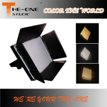 896 LED Studio Video Light Panel Camera Photo Lighting With Battery