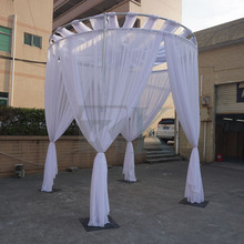 circle truss newest pipe and drape party decoration