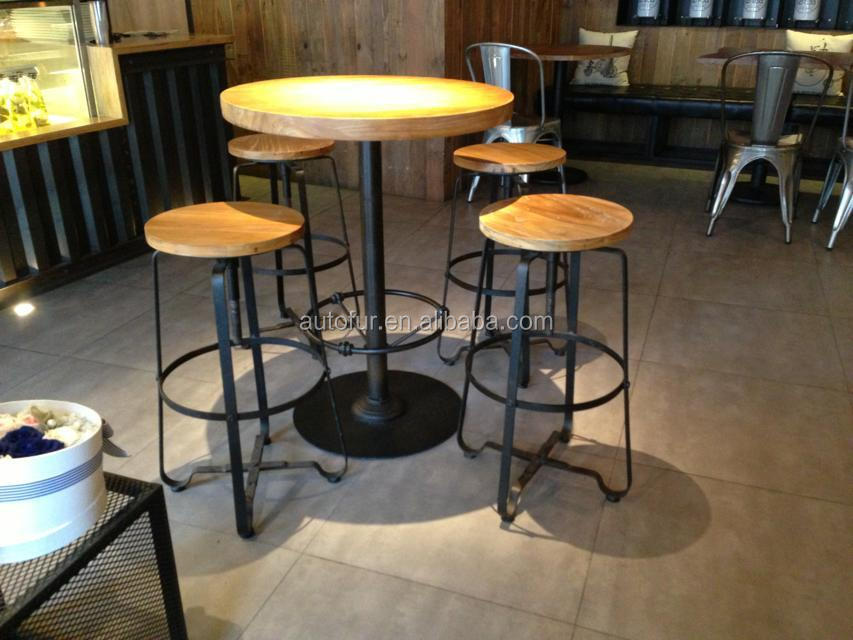 100 metal pub table set dining room outstanding 30 round bl