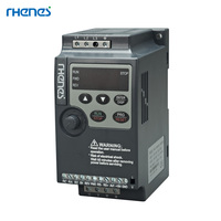 Super Small Size V/F Control 220V 1hp 2hp 3hp 380V 0.75kw 1.5kw 2.2kw VFD ac frequency inverter