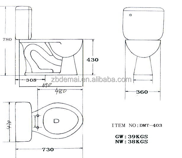 dmt403 toilet on stock american standard toilet seat siphonic flushing water closet
