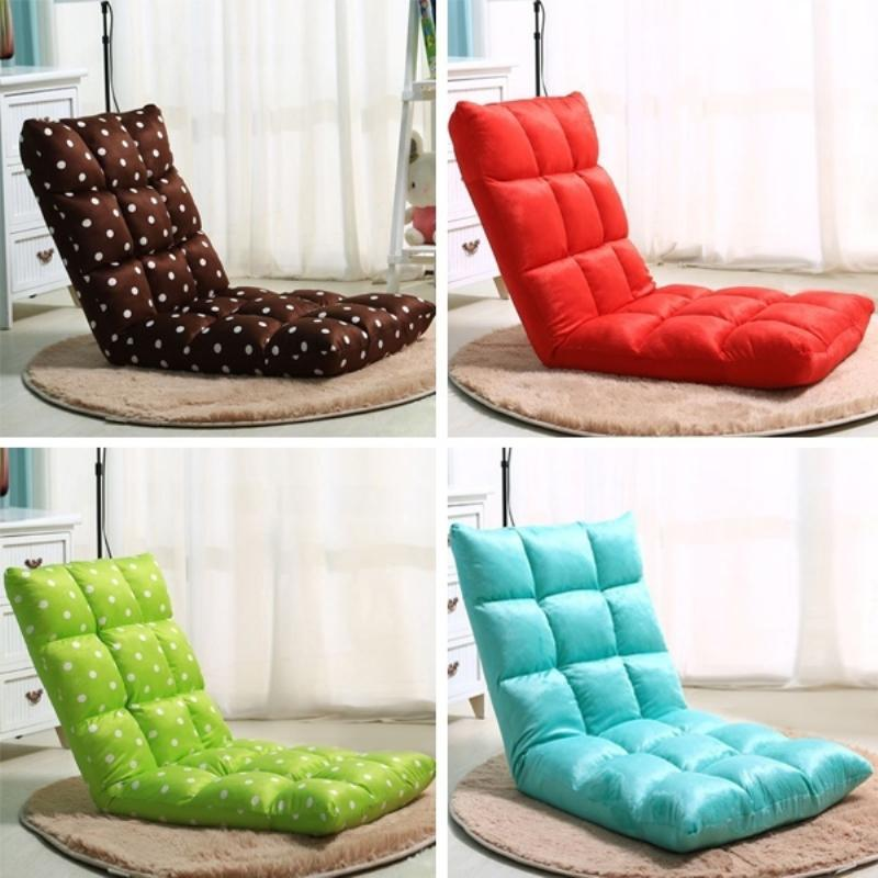 Soft Warm Multifunctional Mini Lazy Folding Chair Leisure