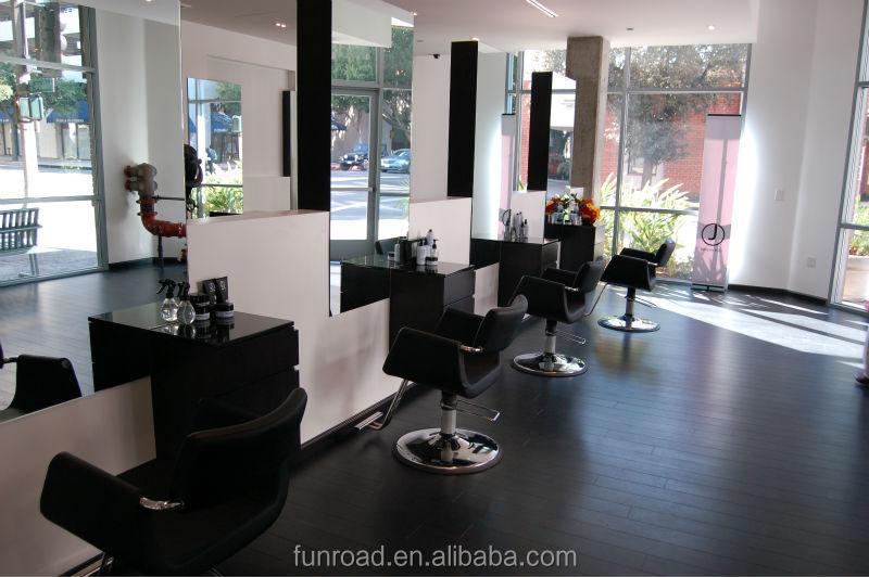 Gratis ontwerp salon beauty winkel meubels met display plank voor champoo kapsalon meubilair - Kleursalon ontwerp ...