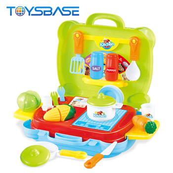 New Kids Kitchen Set Toy Boy Style Plastic Kitchen Article Set Buy