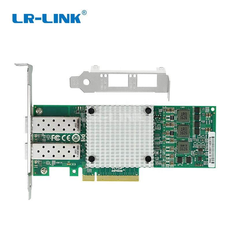 BROADCOM BCM57810S 10GB Dual Port SFP PCI-E Ethernet Fibers Network Adapter NIC