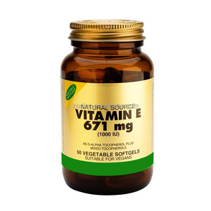 Natural Health Care Supplements Bulk Halal Vitamin C + Vitamin E Capsule
