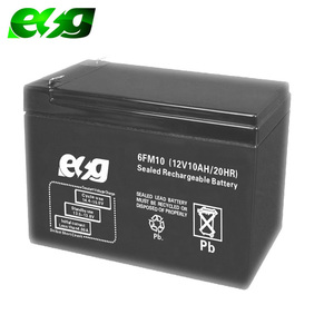 12v10ah maintenance free Sla Rechargeable Battery