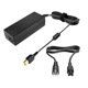 Laptop Computer Notebook Charger Adapter Power supply For IBM/Lenov 20V 4.5A Yellow USB