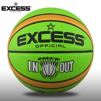 Indoor/Outdoor Training Offical Size 7 PU Laminated Basketball