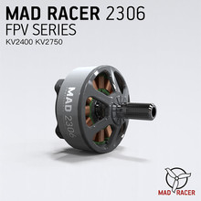 MAD Racer 2306 FPV Series 2400KV 2750KV N52SH Magnets small quadcopter motors motors for FPV Racing Drone Quadcopter