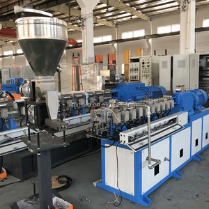 PA/EPDM/PS/SBS/CPE/EVA Lab Plastic Twin Screw Extruder Machine