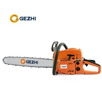 portable gas chainsaws 52cc ce chain saw guide bar 20inch high quality low price China