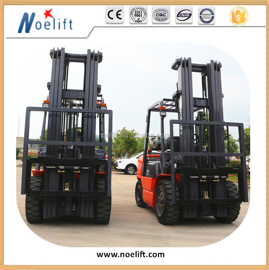 1.8 MT with Japanese Engine Dual Fuel GAS/LPG Forklift Truck