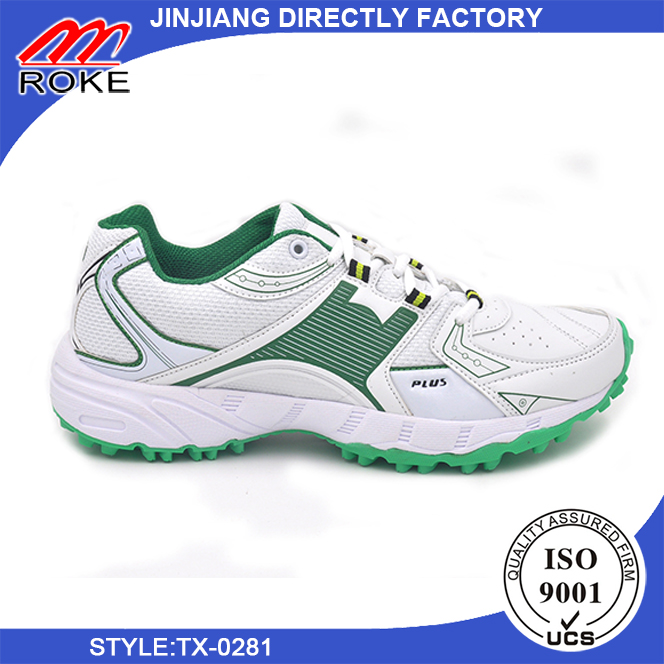 Wholesale Man Sport Shoe OutdoorTraining Cricket Training Shoes