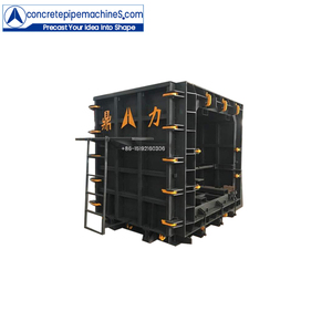 box culvert bridge mould for construction and civil engineering
