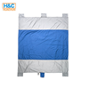 Factory Price High Quality portable beach blanket waterproof roll-up picnic blanket