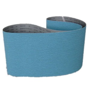zirconia abrasive belt 577F of 3M