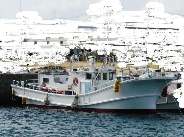 Japan used fishing boat buy japan used for Japanese fishing boat