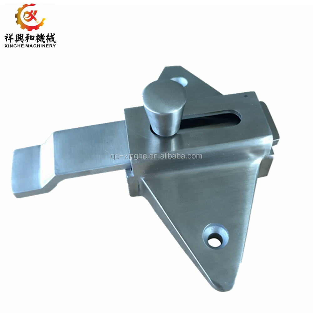 Precision casting glass door hinge 304,316 stainless steel door hinge