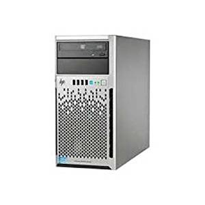 HP ProLiant ML310e Gen8 v2 - Server - tower - 4U - 1-way - RAM 0 MB - no HDD - Matrox G200