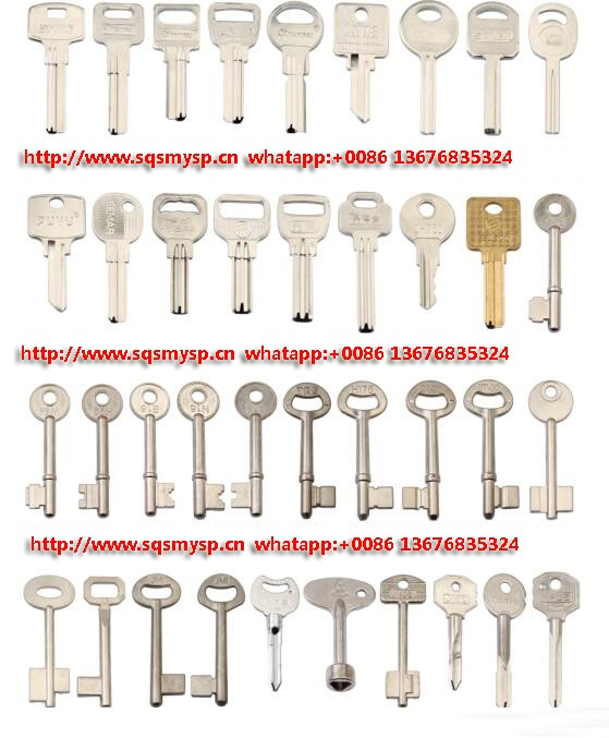 G045 Brass steel car key blanks manufacturers TOYO-9 TOY41 in china Xianpai