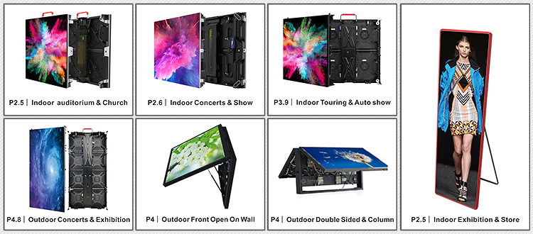 格安価格 3840 60hz の hd フルカラー P3 ショーブース LED ウォールディスプレイ屋内