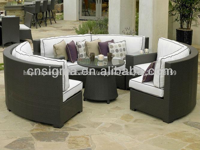 Muebles De Mimbre Para Jardin. Best Excellent Muebles De Mimbre De ...