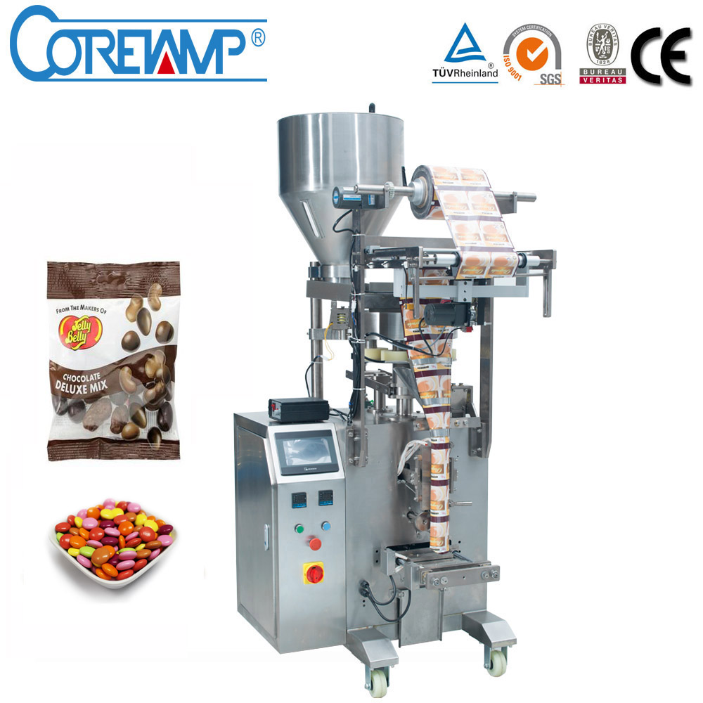 Small Size Vertical Automatic Chocolate Beans Packing Machine