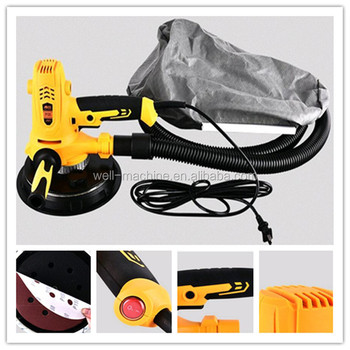 sanding machine for drywall