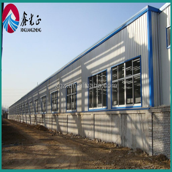 China high quality low price steel structural