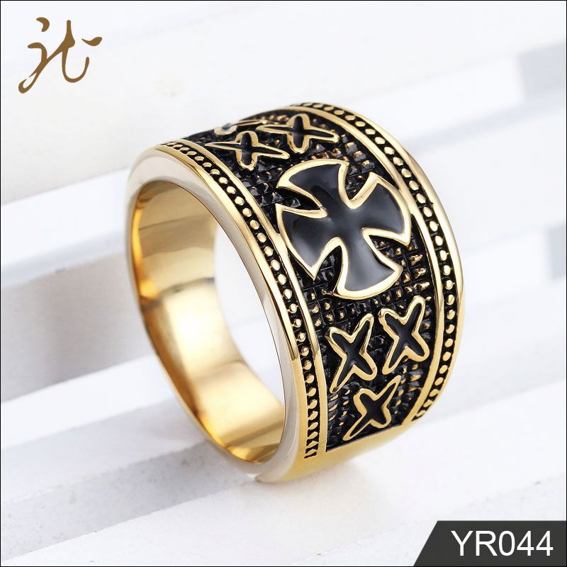 Hot Sale New Style India Men Gold Ring Design - Buy India Men Gold ...