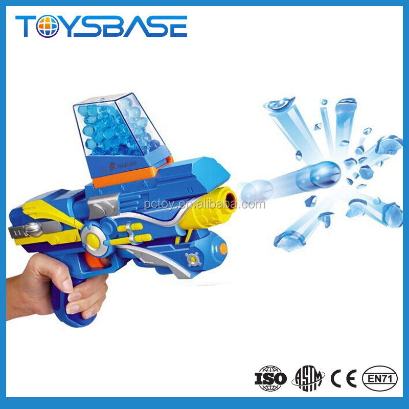 Infrared Soft crystal water Bullet toy Water Bead Gun