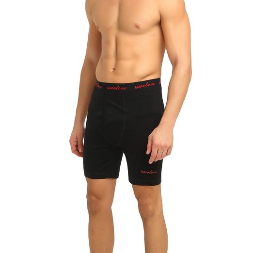 e638bc8ef Compra al por menor para hombre boxer shorts 100% merino de lana de los  hombres