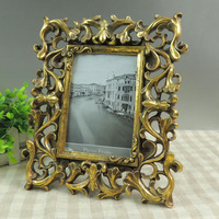 European style decorative classic golden picture photo frame