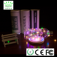 Hot sale factory direct price Led christmas lights wholesale decorative outfit christmas lights bring home the best romance mode