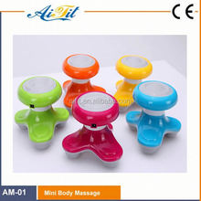Hand Held Portable Personal Massaging Changeable Electronic Heads handy massager