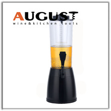 2.5L black ice tower tap beer carlsberg beer tower