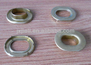 10mm inside diameter eyelet with grommets for shoes eyelet with legs/feet