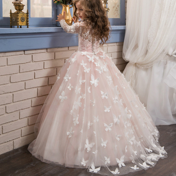 hot-seeling original wide selection of colors price remains stable Boutique Wholesale Girls Ball Gown Children Pink Dress Wedding Party Baby  Sleeveless Lace Tulle Bridesmaid Dresses - Buy Girls Ball Gown,Children ...