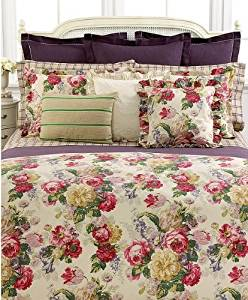Get Quotations · Lauren By Ralph Lauren Bedding Surrey Garden TWIN Floral  Comforter Cover